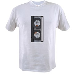 RETRO CASSETTE TAPE Value T-shirt