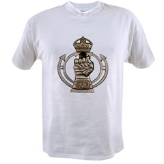 Royal Armoured Corps Value T-shirt