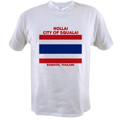 CIty of Squala Value T-shirt