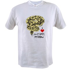Lemon Pastel Men's Sports T-Shirt Value T-shirt