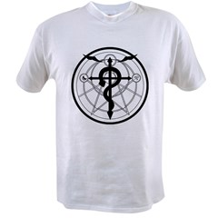 Transmutation Circle Value T-shirt