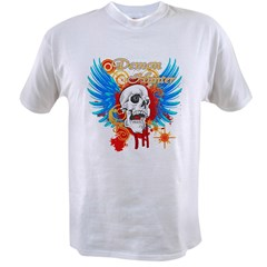 New Demon Hunter Death Angel Value T-shirt