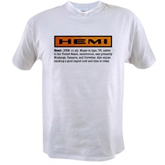 HEMI definition Value T-shirt