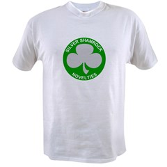 Silver Shamrock Novelties Value T-shirt