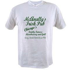 McAnally's Irish Pub Value T-shirt