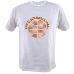 Basketball Value T-shirt