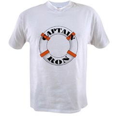 Captain Ron Value T-shirt