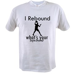 I Rebound Value T-shirt