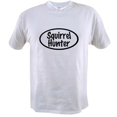 Squirrel Hunter Value T-shirt