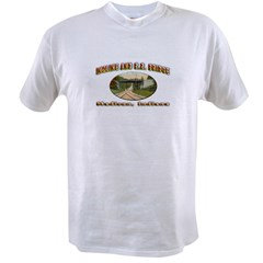 Incline and R R Bridge Value T-shirt