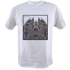 Barcelona Sagrada Value T-shirt