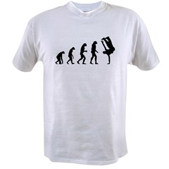 Evolution bboy Value T-shirt