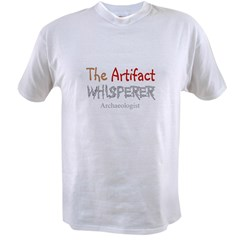 Whisperer Professions Value T-shirt