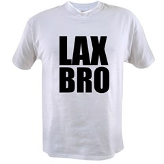 Lax Bro Value T-shirt