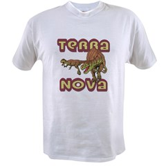 Terra Nova Dinosaur Value T-shirt