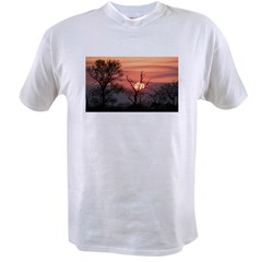Thornybush Sunset Value T-shirt
