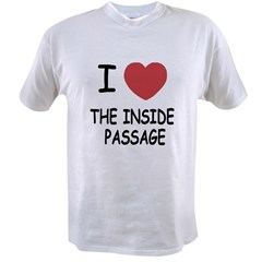 the inside passage Value T-shirt