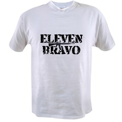 11B Eleven Bravo Shir Value T-shirt