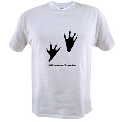 Alligator Tracks Value T-shirt