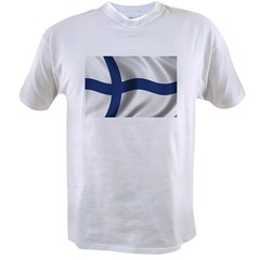 Flag of Finland Value T-shirt