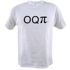 Occupy (o q pi) Value T-shirt