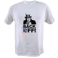 Anti Obama Value T-shirt