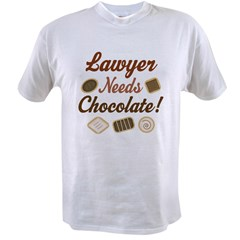 Lawyer Gift Funny Value T-shirt