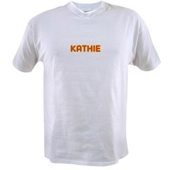 Kathie in Movie Lights Value T-shirt