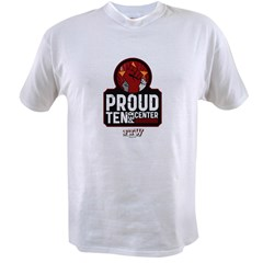 Proud Ten Percenter Light Shi Value T-shirt