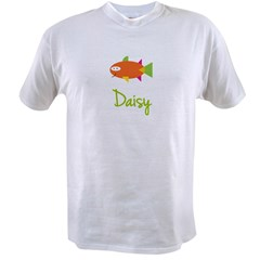 Daisy is a Big Fish Value T-shirt