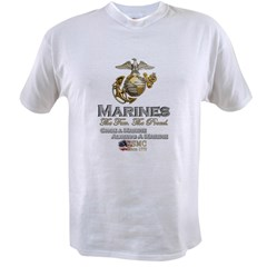 Once a Marine... Value T-shirt
