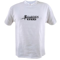 Rearden Steel Black Value T-shirt