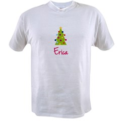 Christmas Tree Erica Value T-shirt