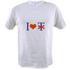 I Love T-Bow - Value T-shirt