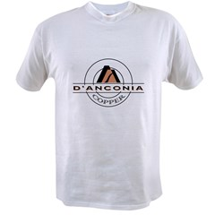 D'Anconia Copper Classic Value T-shirt