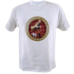 Adventures of Tintin Value T-shirt