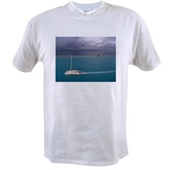 Calm Before The Storm Value T-shirt