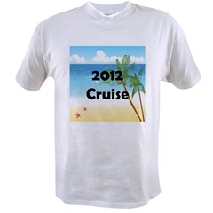 Cruise 2012 Value T-shirt