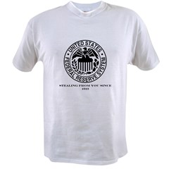 Federal Reserve Value T-shirt