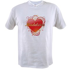 Madeleine Valentines Value T-shirt