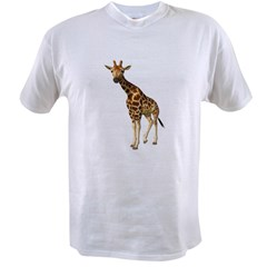 The Giraffe Value T-shirt