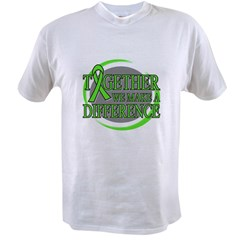 Non-Hodgkins Lymphoma Support Value T-shirt