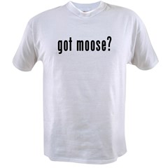 GOT MOOSE Value T-shirt