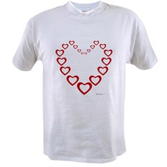 Heart Of Hearts Value T-shirt
