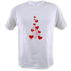 Heart Tree Value T-shirt