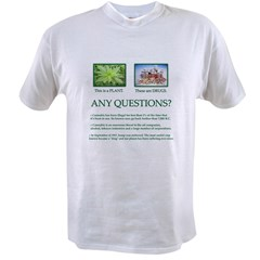 Cannabis Plant - Value T-shirt