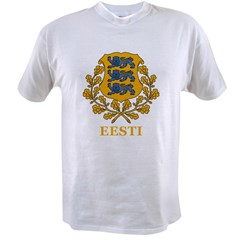 Estonia (name) Value T-shirt