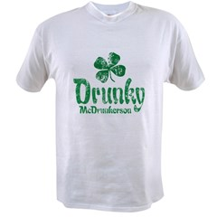 Drunky McD Value T-shirt