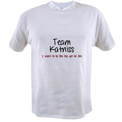 Team Katniss (lt) Value T-shirt