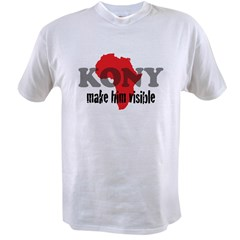 Stop Kony 2012 Value T-shirt
